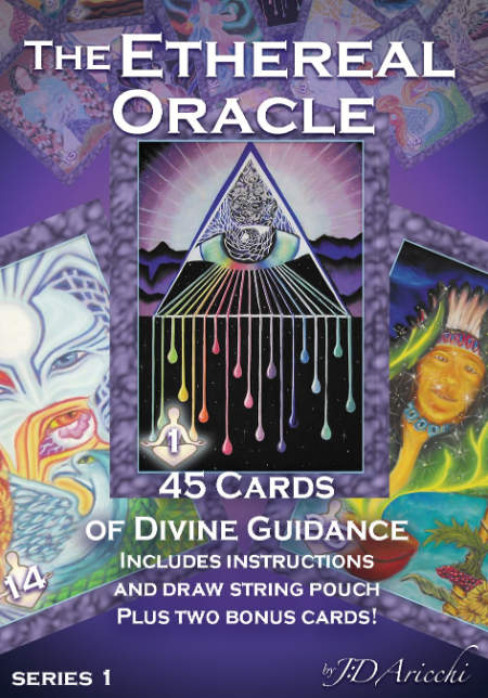 Order The Ethereal Oracle deck here!